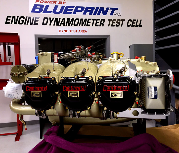 Aircraft Engine Dynometer